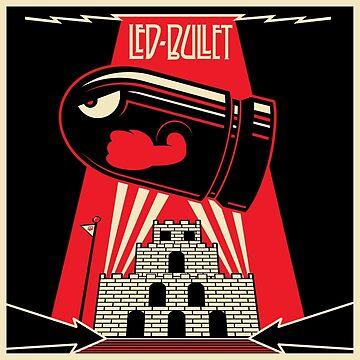 Led Bullet by javiclodo