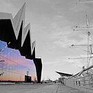 Riverside Museum by Chris Cherry