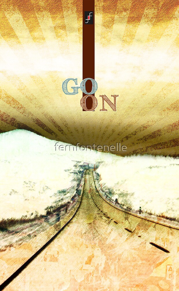 Go on by fernfontenelle