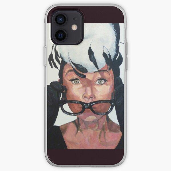 Audrey Hepburn iPhone Soft Case