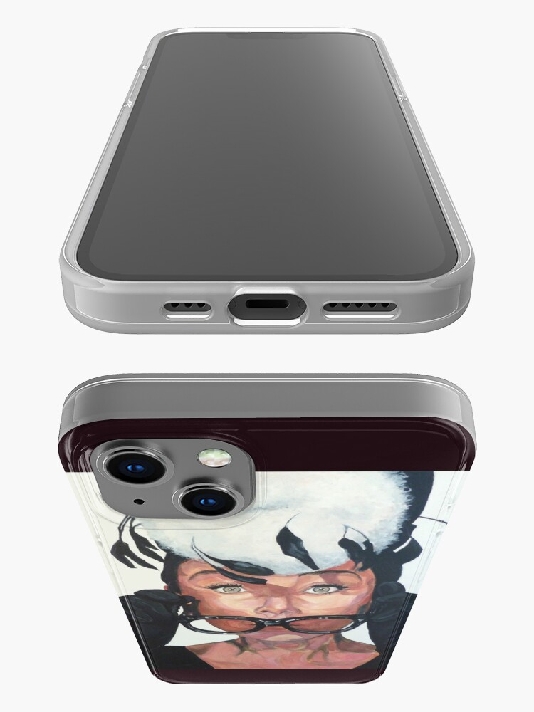 Alternate view of Audrey Hepburn iPhone Case
