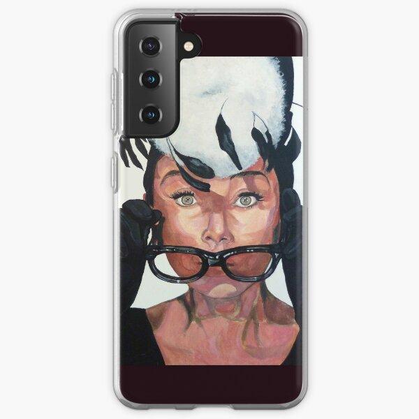 Audrey Hepburn Samsung Galaxy Soft Case