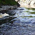 Highland River by Carla Maloco