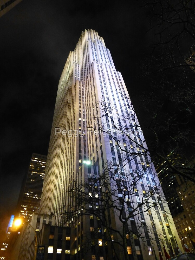 30 Rock NYC by Peggy Feigenbaum