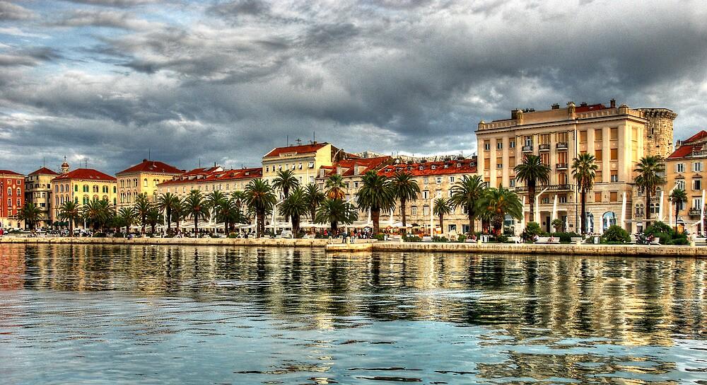 Spilt, Croatia by Joy & Rob Penney