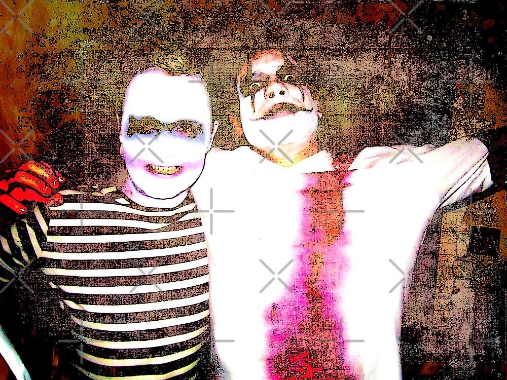 Villains by Gal Lo Leggio