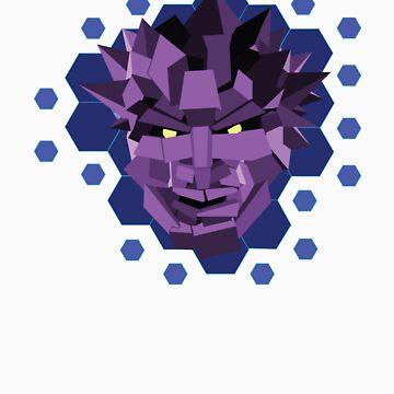 Polygon Man by ShroudOfFate