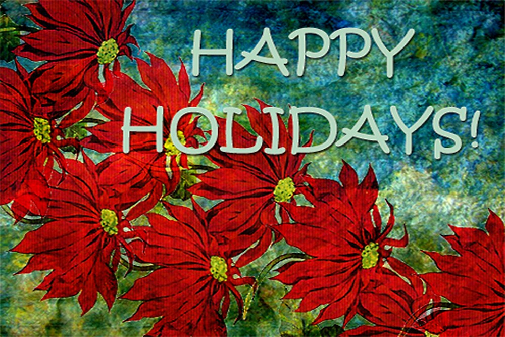 HAPPY HOLIDAYS by Tammera