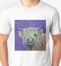 Woolly Bully (Cow) Unisex T-Shirt