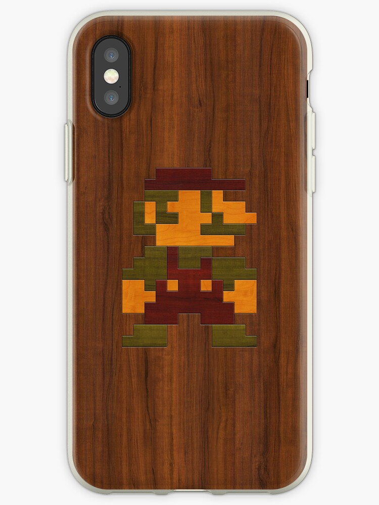 Super Wooden Mario by Cow41087