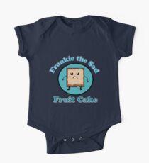 Frankie the Sad Fruitcake  One Piece - Short Sleeve