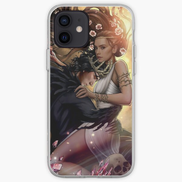 Reylo - Death and Rebirth iPhone Soft Case
