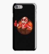 Titan boy iPhone Case/Skin