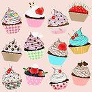 cupcakes by naphotos