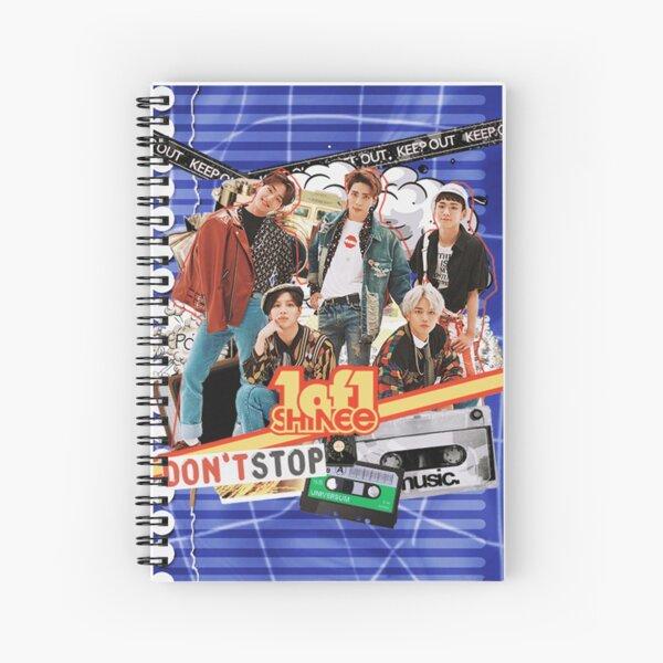 SHINee - 1 of 1 Spiral Notebook Spiral Notebook