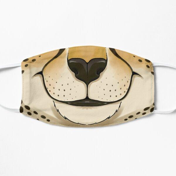 Emotive - Happy Ccheetah Flat Mask