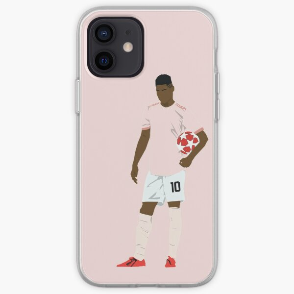 Rashford v PSG PK Funda blanda para iPhone