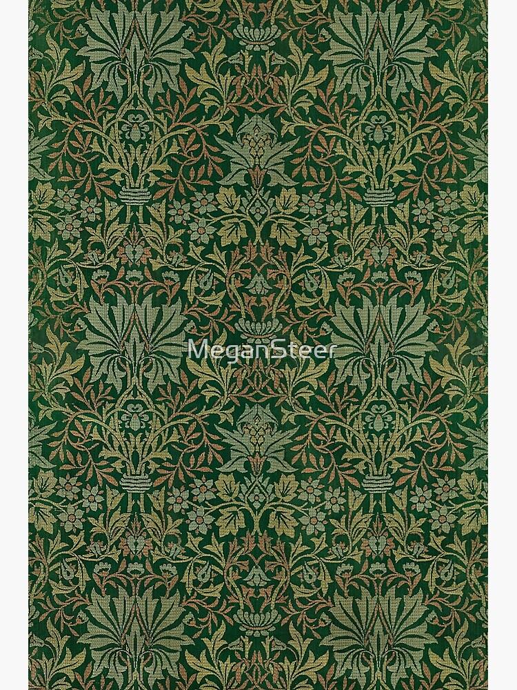 Flower Garden by William Morris, 1879 by MeganSteer
