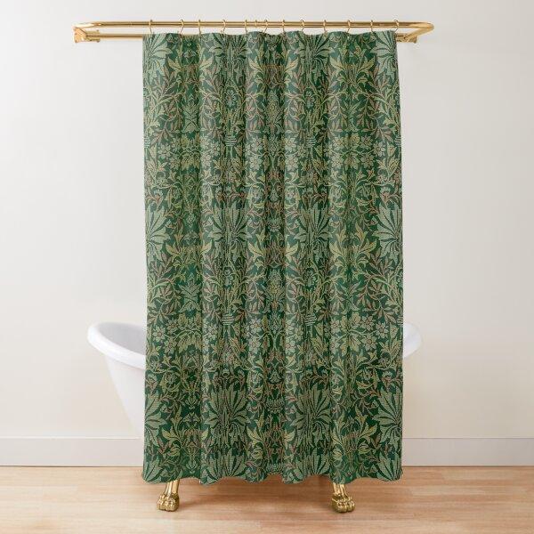 Flower Garden by William Morris, 1879 Shower Curtain