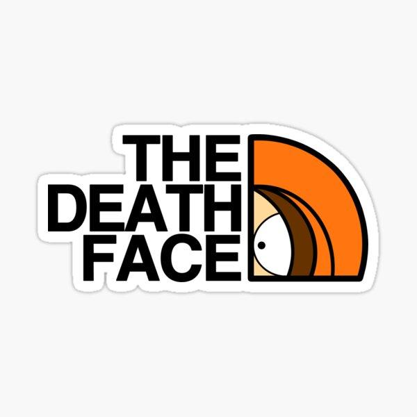 Le visage de la mort Sticker