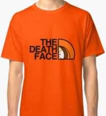 The Death Face Classic T-Shirt
