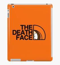 The Death Face iPad Case/Skin