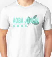 Aoba Johsai High School Logo Unisex T-Shirt
