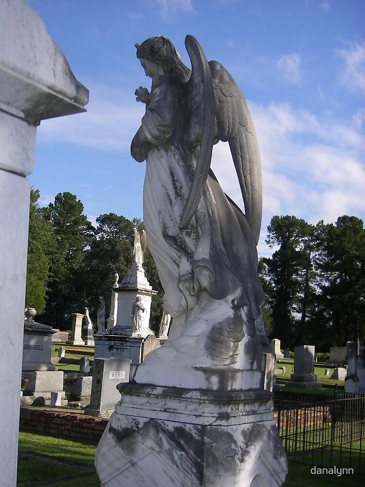 Cemetery Angel by danalynn
