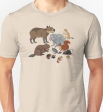 I Am Thankful For Rodents T-Shirt
