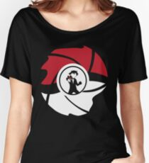 From Pallet Town With Love Women's Relaxed Fit T-Shirt