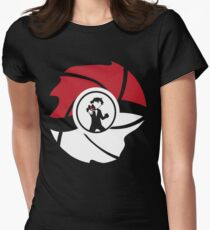 From Pallet Town With Love Women's Fitted T-Shirt