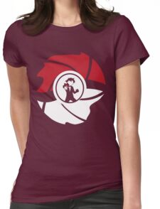 From Pallet Town With Love Womens Fitted T-Shirt