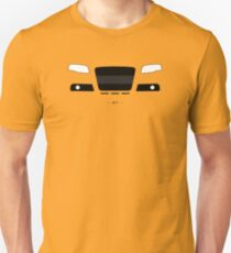 B7 simple front end design Unisex T-Shirt