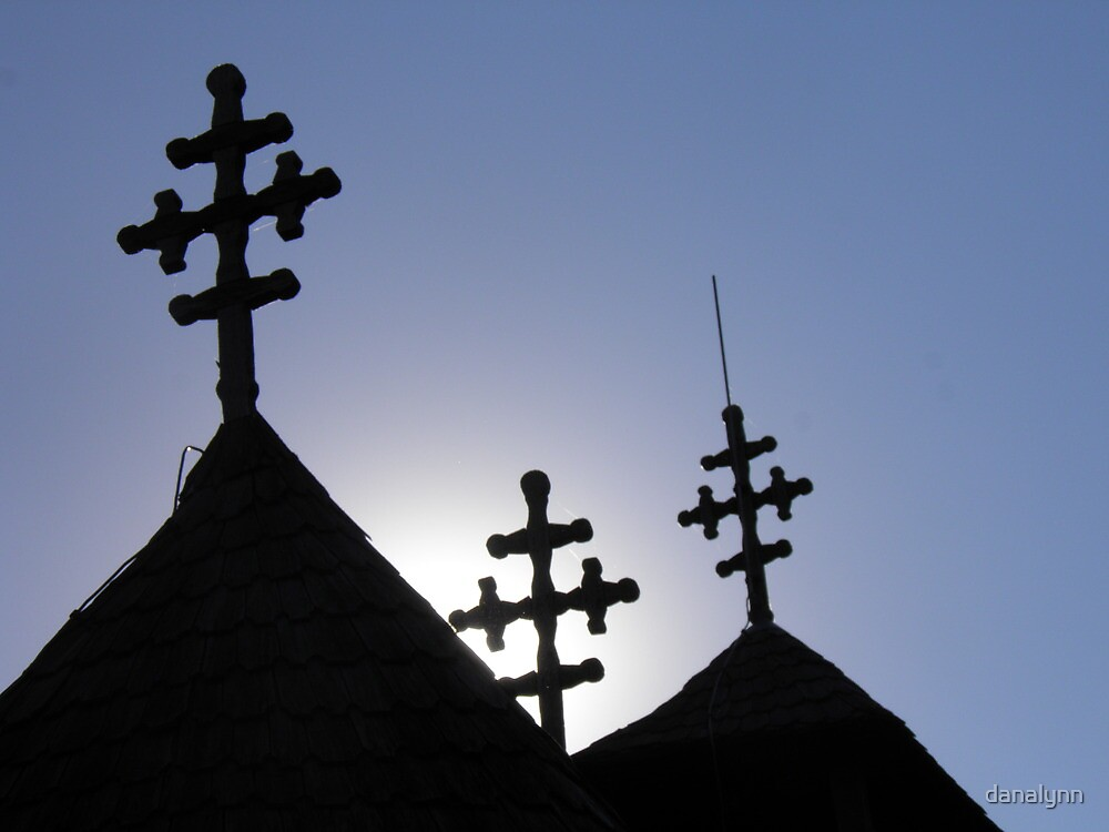 Crosses of Romania by danalynn