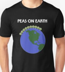 Peas On Earth Unisex T-Shirt