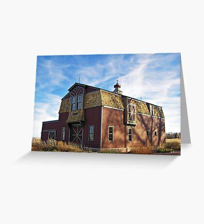 Arrowhead Barn Greeting Card