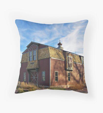 Arrowhead Barn Throw Pillow