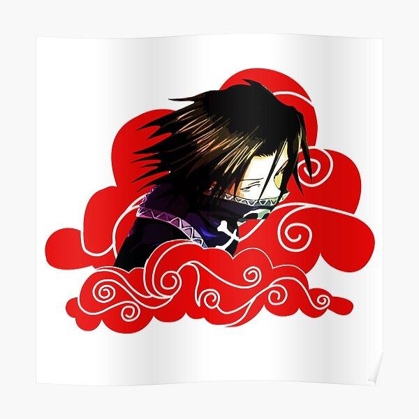 Anime Feitan - Hunter X Hunter Phantom Troupe Poster