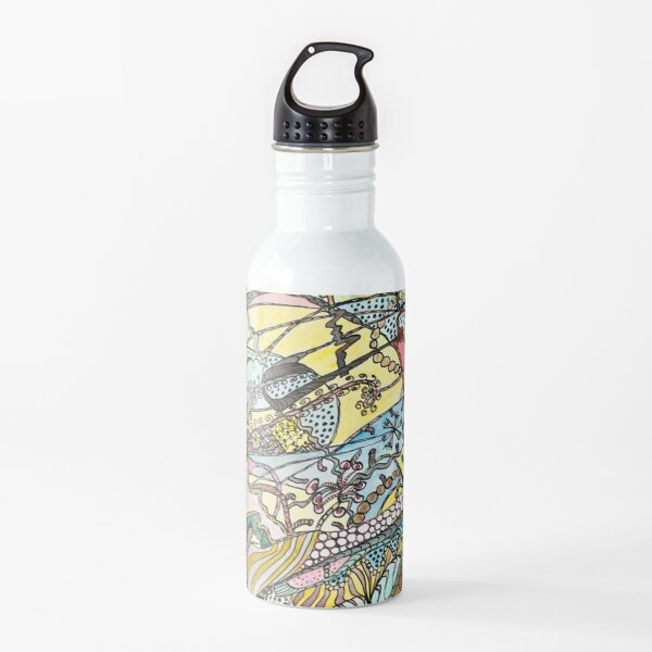 Lacy and Bits Water Bottle