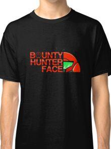 Bounty Hunter Face Classic T-Shirt