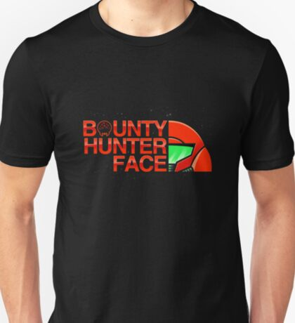 Bounty Hunter Face T-Shirt