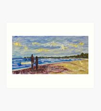 Cowes revisited Art Print