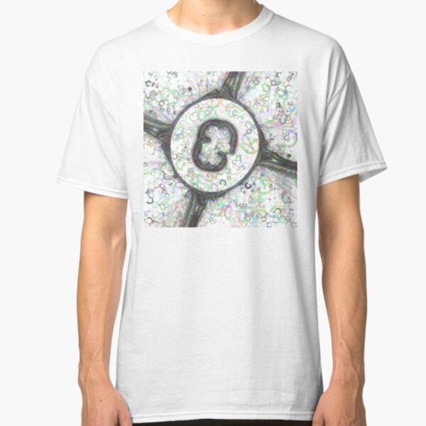 Fractal Storms 3 - Alternate version Classic T-Shirt