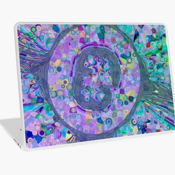 Fractal Storms 3 Laptop Skin