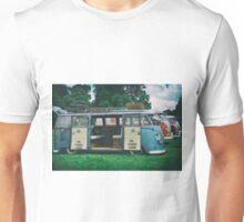 VW Bus Open Door Ploicy Unisex T-Shirt