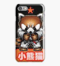 Red panda 1 iPhone Case/Skin