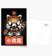 Red panda 1 Postcards