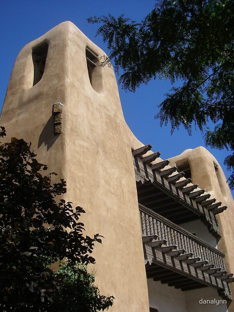 Santa Fe architecture 2 by danalynn