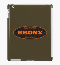 Electronica Bronx iPad Case/Skin