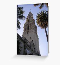 Balboa Park, San Diego 2 Greeting Card